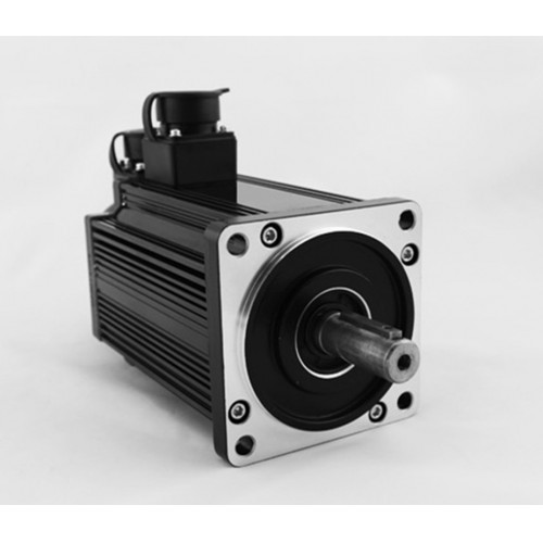 3phase 220V 1200w 1.2kw 4N.m 3000rpm 110mm AC servo motor drive kit 2500ppr with 3m cable